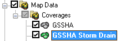 WMS Project Explorer showing GSSHA and GSSHA Storm Drain coverages.png