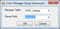 AHGW Color Manager Setup (Advanced) dialog.png