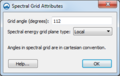 Spectral Grid Attributes dialog.png